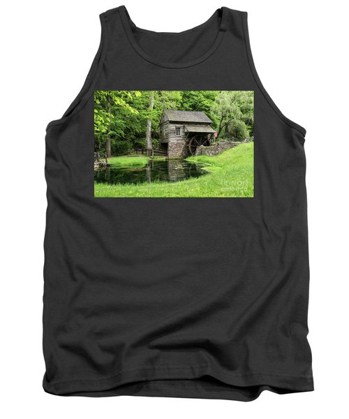 The Old Mill Tank Top by Nicki McManus
