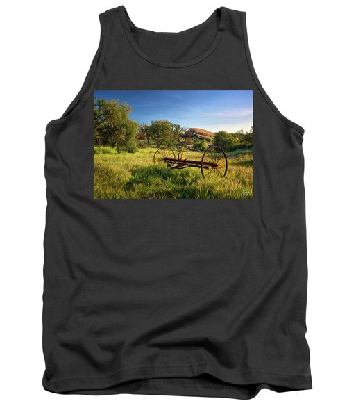 The Old Mower 1 Tank Top