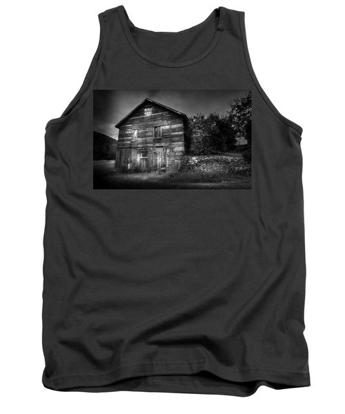 Tank Top featuring the photograph The Old Place by Marvin Spates
