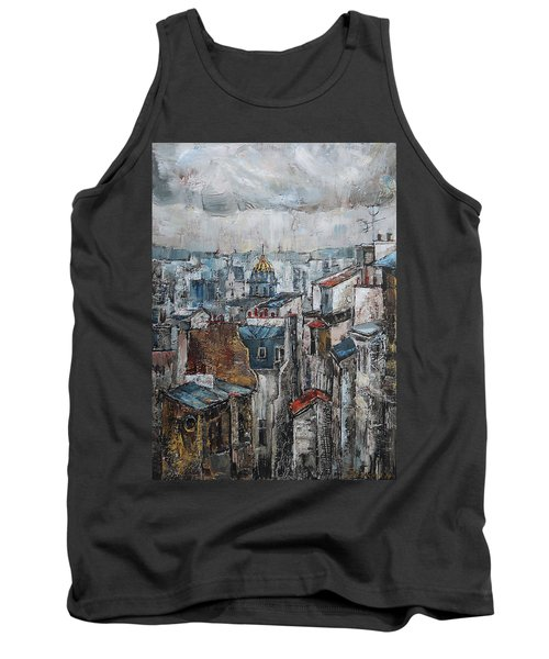 The Old Quarter II Tank Top