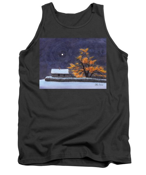 The Old Willow Tank Top