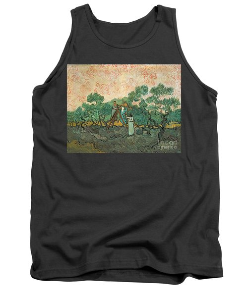 The Olive Pickers Tank Top