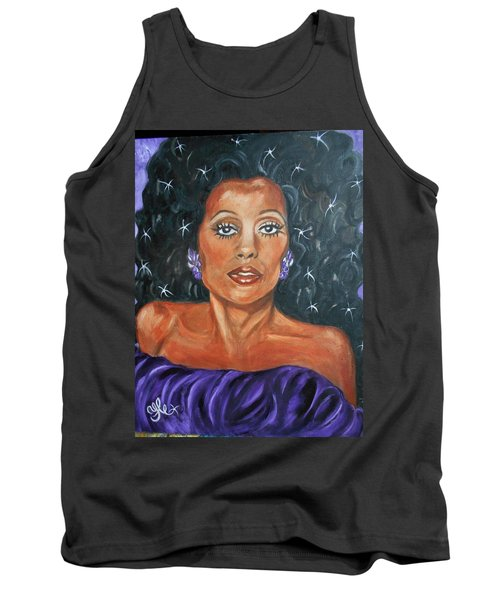 The One And Only Diana Ross Tank Top