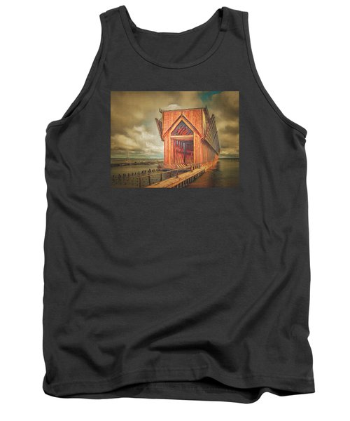 The Ore Is Gone Redux Tank Top