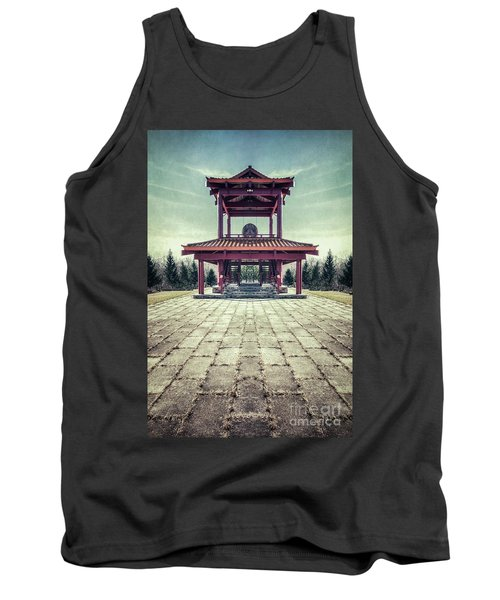 The Oriental Touch Tank Top
