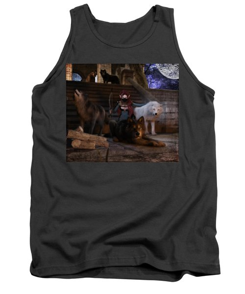 The Pack Tank Top