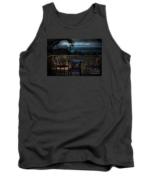 Pain That Last Forever Tank Top by Pamela Blizzard