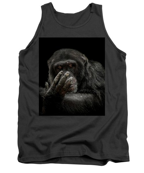 The Palm Reader Tank Top