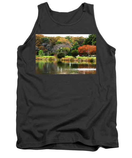 The Park Tank Top by Judy Wolinsky