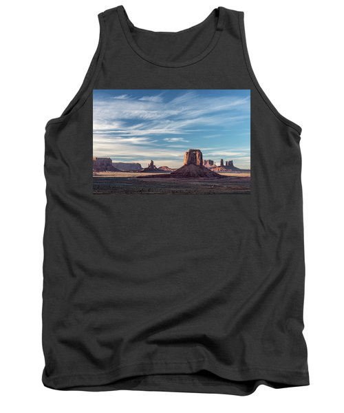 Tank Top featuring the photograph The Past by Jon Glaser