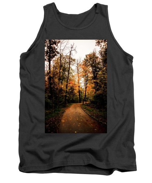 The Path Tank Top by Annette Berglund