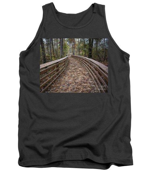 The Path That Leads Tank Top