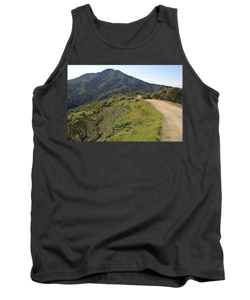 The Path To Tamalpais Tank Top