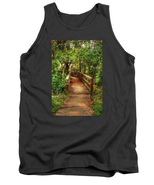 The Pathway Tank Top by Ester  Rogers