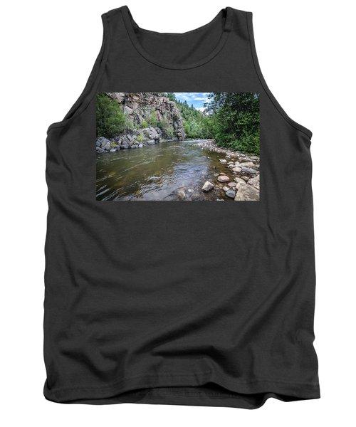 The Pecos River Tank Top