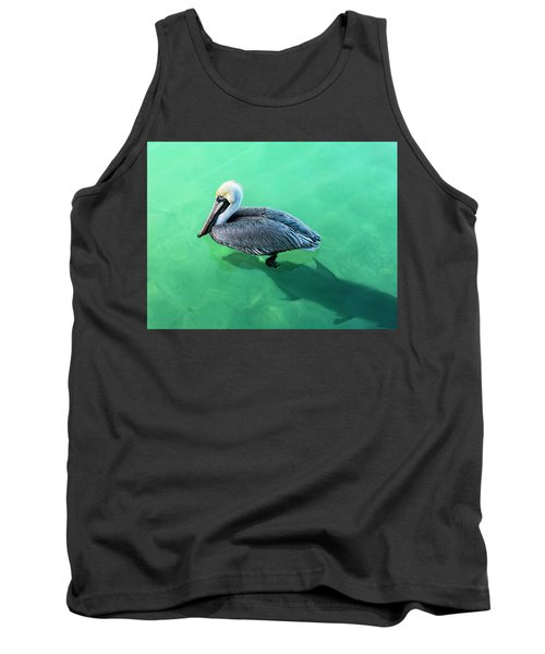 The Pelican And The Shark Tank Top