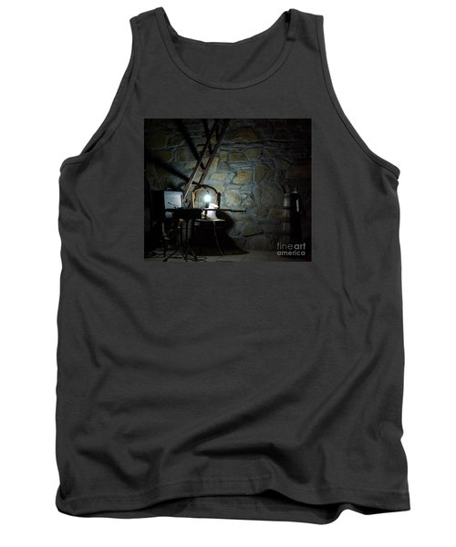 The Perfect Place For Music Tank Top by AmaS Art