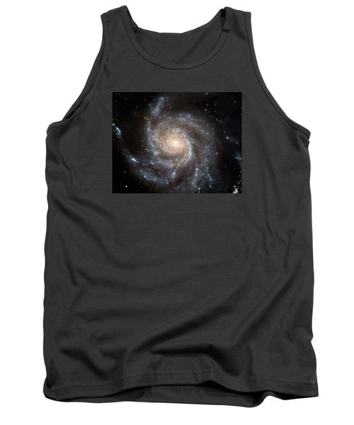 The Pinwheel Galaxy  Tank Top by Hubble Space Telescope
