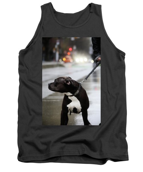 Tank Top featuring the photograph The Pits Of Curbs  by Empty Wall