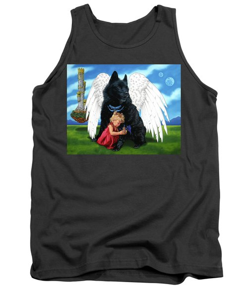The Playmate Tank Top