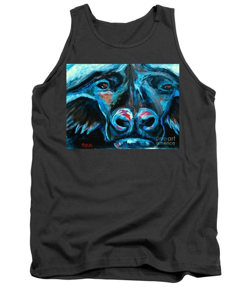 The Poaching Stops Now Tank Top