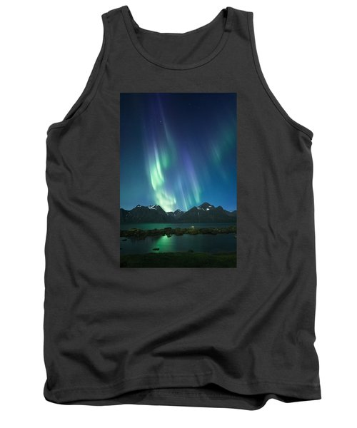 The Pond And The Fjord Tank Top