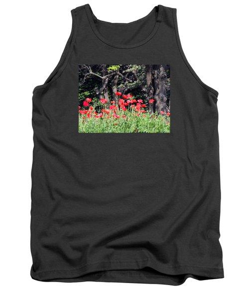 The Poppy Garden Tank Top
