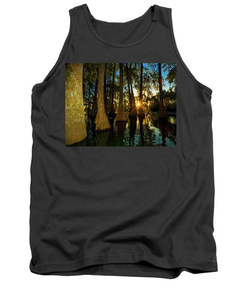 The Pow Wa Of The Light Tank Top