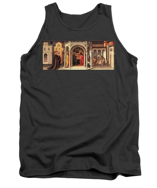 The Presentation In The Temple Tank Top