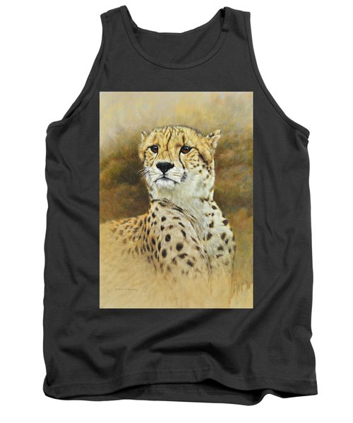 The Prince - Cheetah Tank Top