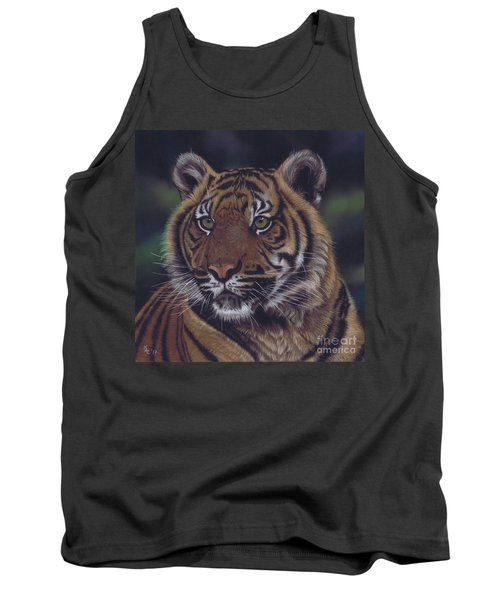 The Prince Of The Jungle Tank Top