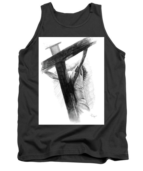 The Promise Tank Top by Noe Peralez