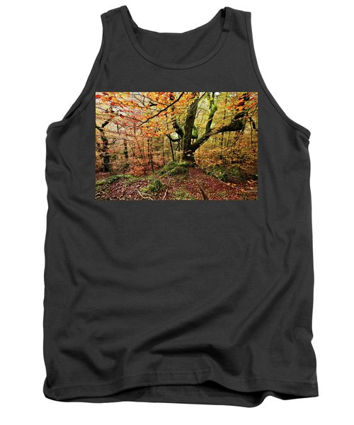The Protector Tank Top by Jorge Maia