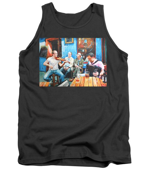 The Quay Players Tank Top