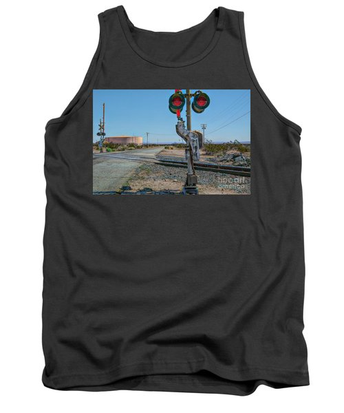 The Railway Crossing Tank Top