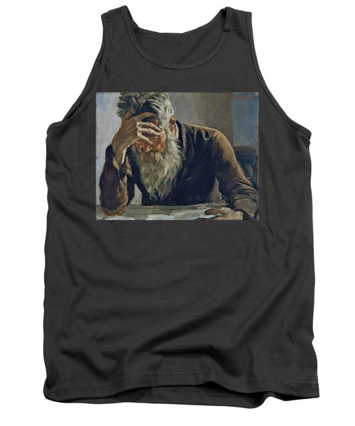 The Reader Tank Top
