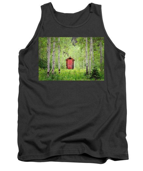The Red Door  Tank Top