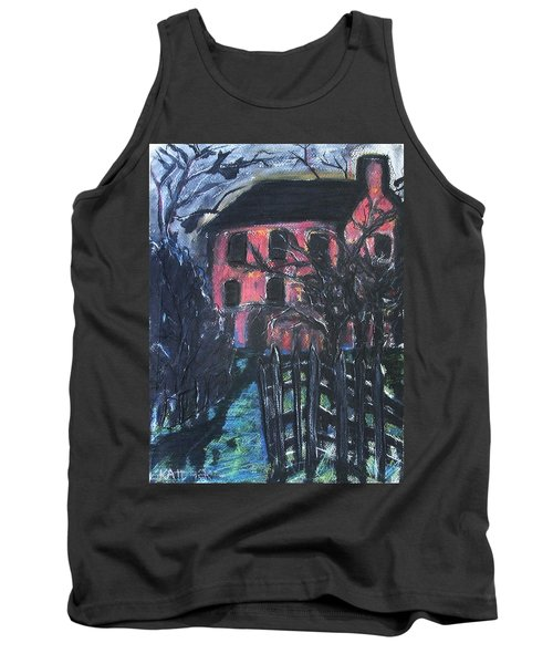 The Red House Tank Top