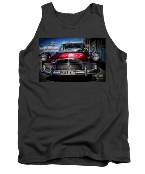 The Red Zephyr Tank Top