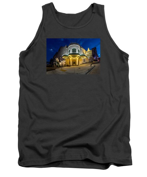 The Rialto Theater - Historic Landmark Tank Top