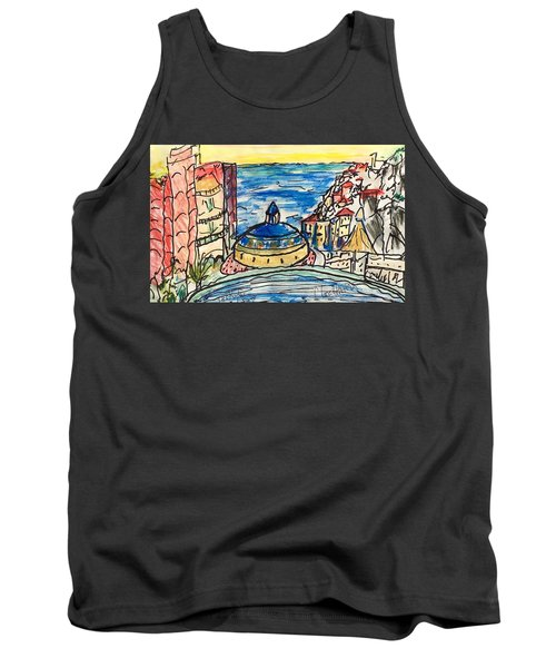 The Ridge View Cabo Tank Top