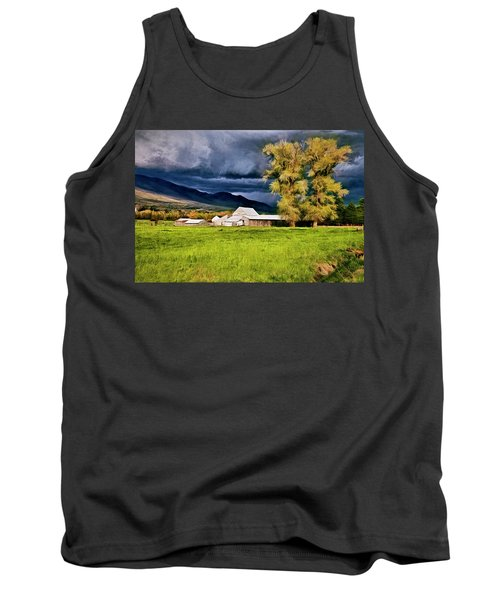 The Right Place At The Right Time Tank Top