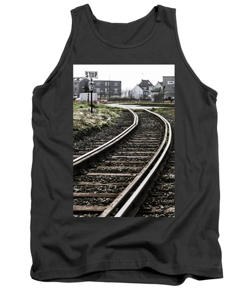 The Right Track? Tank Top
