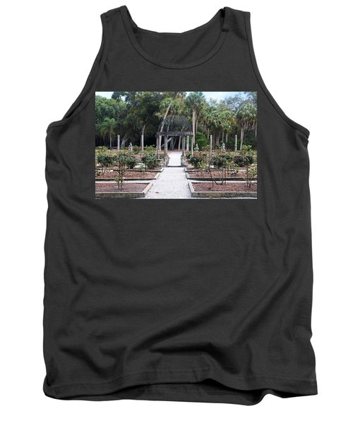 The Ringling Rose Garden Tank Top