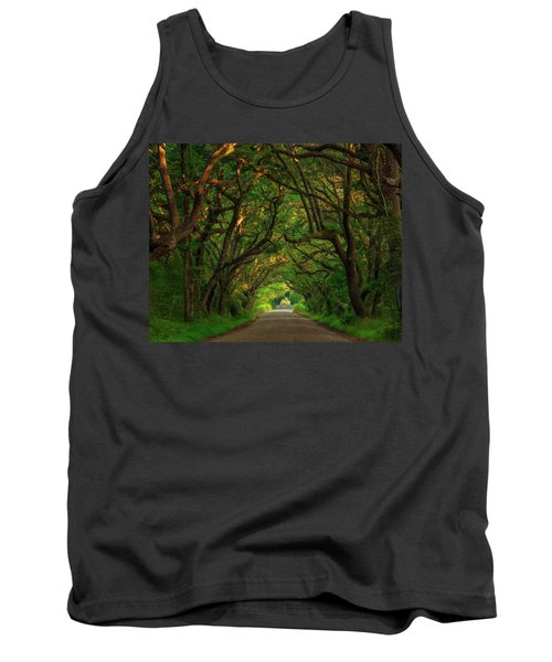 The Road To Heven  Tank Top