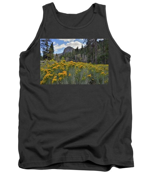 The Road To Mt. Charleston Natural Area Tank Top