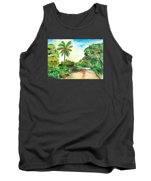 The Road To Tiwi Tank Top