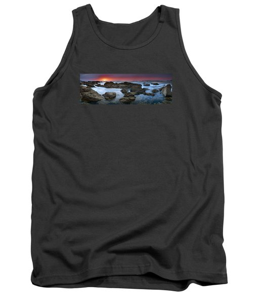 The Rock Labyrinth Tank Top