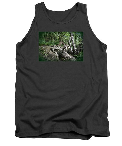 The Root Tank Top by Gary Smith