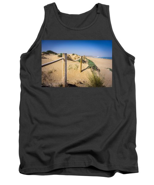 The Rope Fence. Tank Top